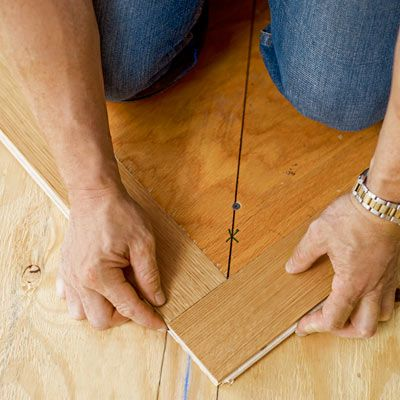 install hardwood floor this old house