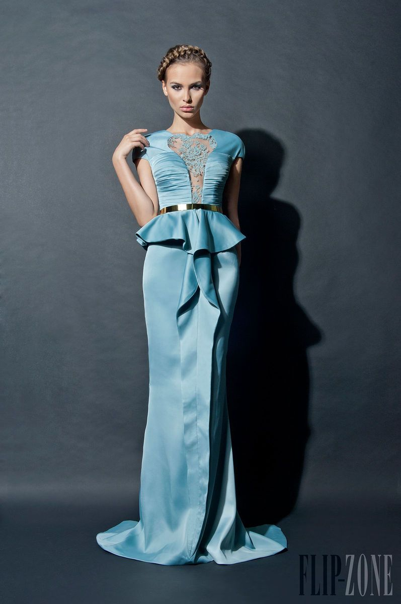 Chrystelle Atallah - Haute couture - Printemps-été 2013 - http://www.flip-zone.fr/fashion/couture-1/independant-designers/chrystelle-atallah-4037