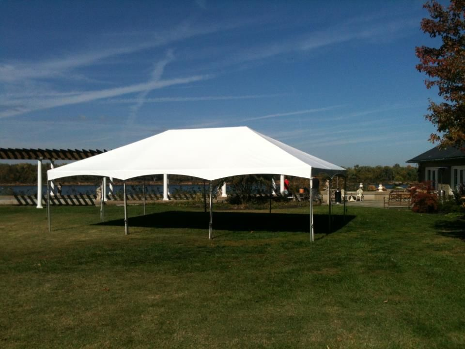 20 x 30 White Frame Tent | Party Tents | Pinterest | Tents