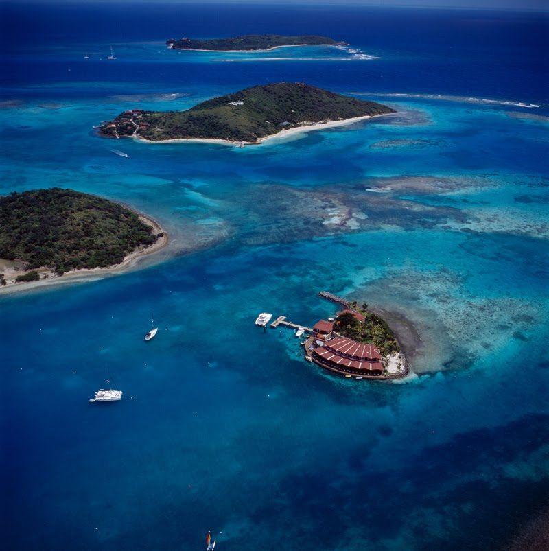 Catamaran Virgin Islands Vacation: Saba Rock, Virgin Gorda, British Virgin Islands