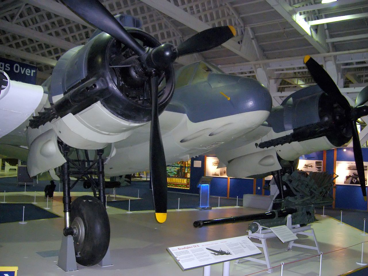 Beaufighter TF X - Bristol Beaufighter - Wikipedia, the free encyclopedia