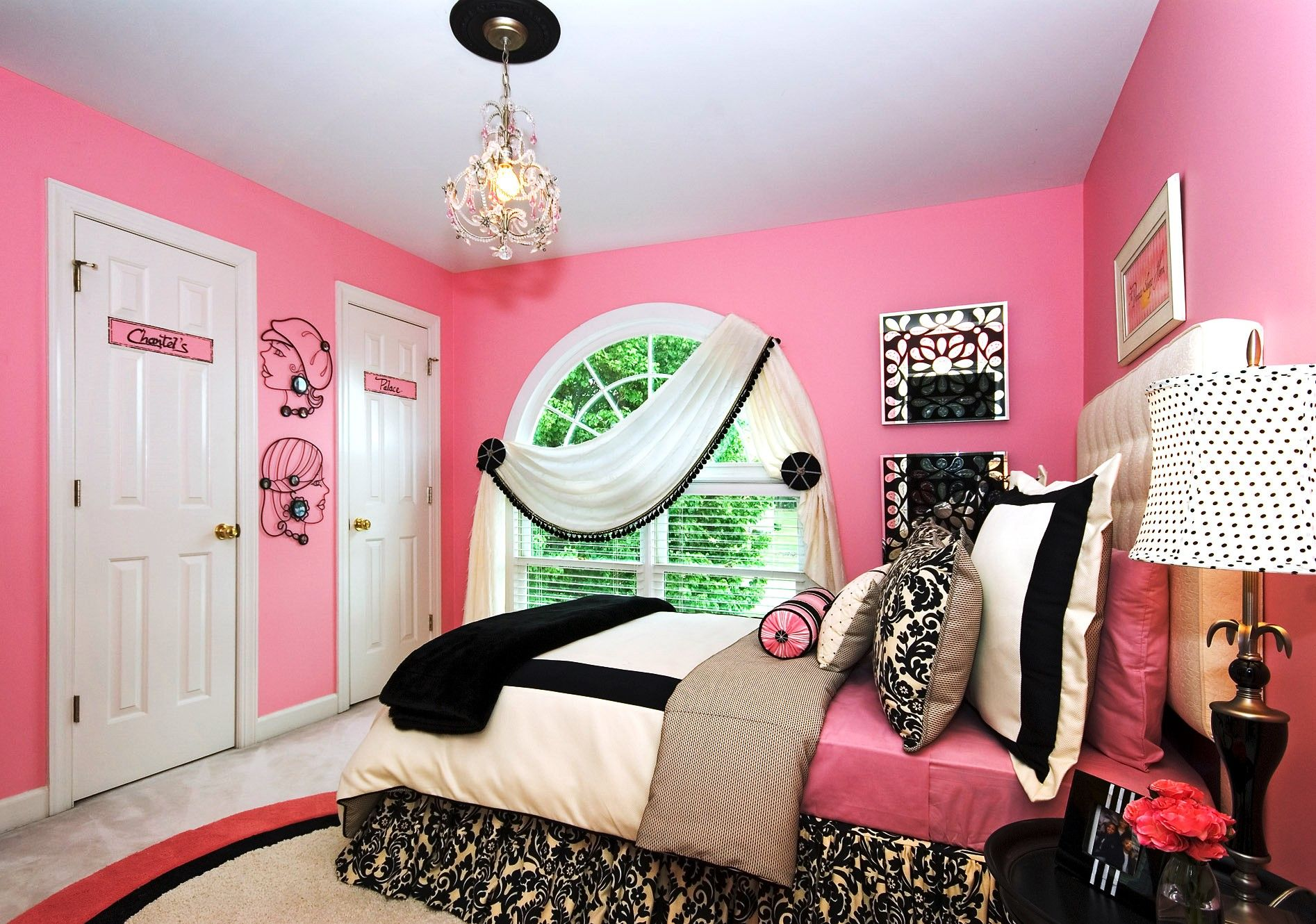 Beautiful Bedroom Designs For Teenage Girls   Beautiful Tween Girl Room  Ideas With Teenage Girl Bedroom Designs. Girl Bedroom Paint Ideas Purple Wall Color With Pink Amster