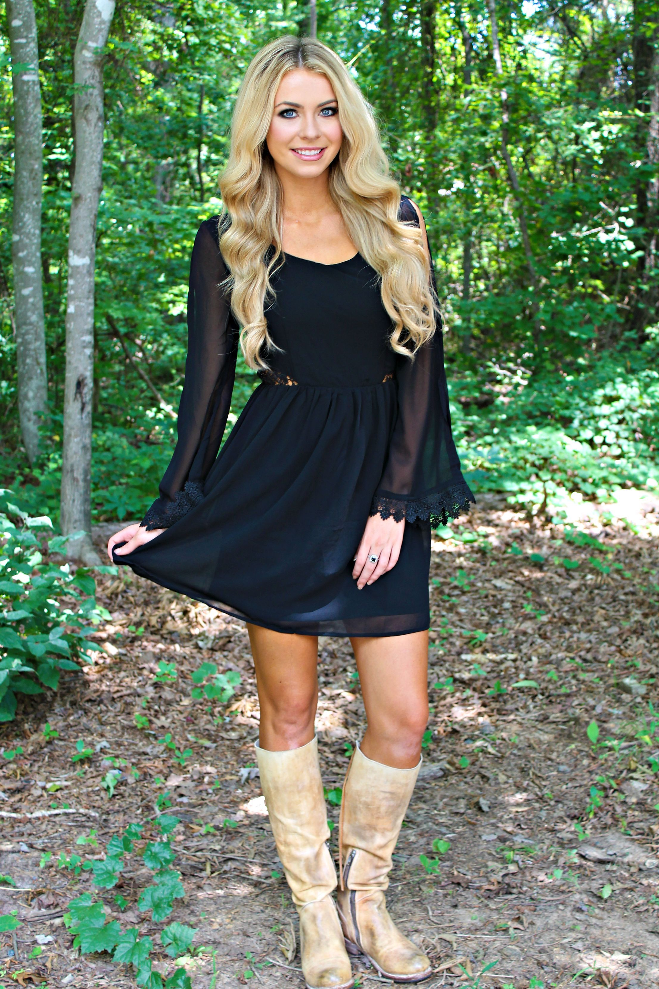 Live While You Re Young Dress Black 48 99 Southernfriedchics Young Dresses Country Girls Outfits Girl Outfits
