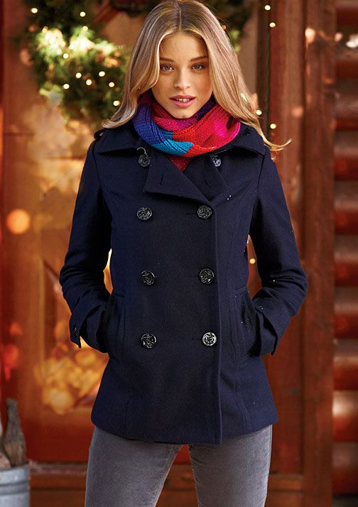 limited guantity cost charm new authentic dELiAs > Devin Military Peacoat- Thinsulate > clearance ...