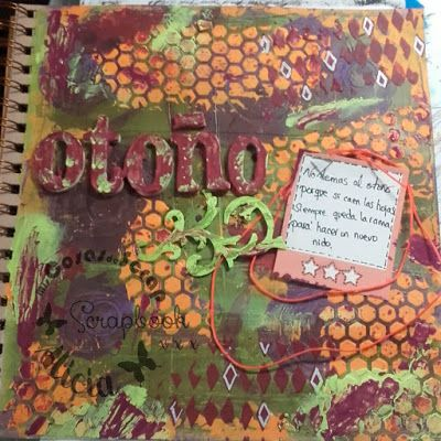 Art Journal Otoño.