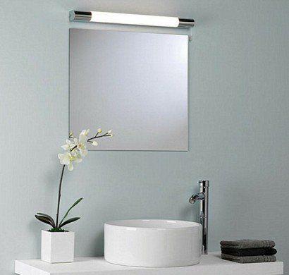 Badezimmer Spiegel Beleuchtung- die praktisch- sinnvolle ...
