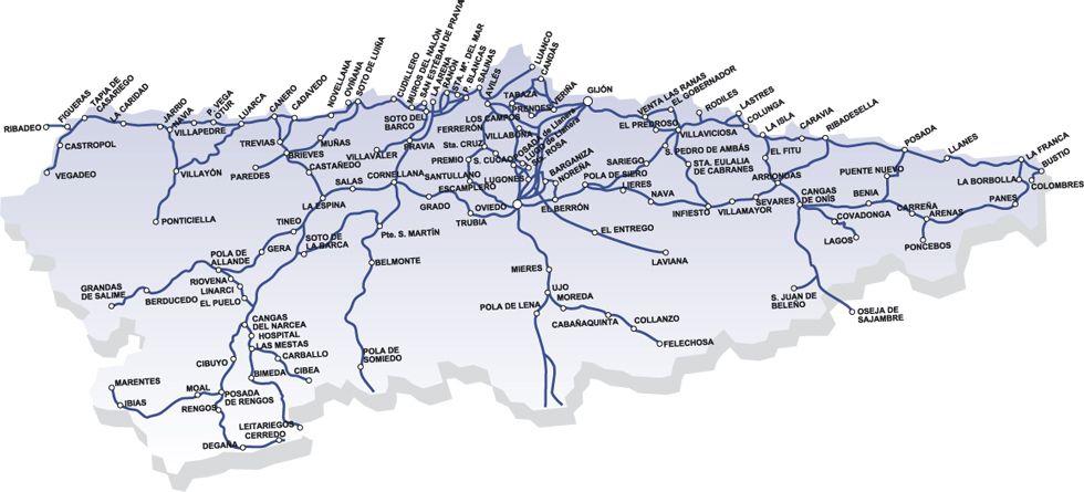 Asturias Alsa Viajes En Autobús Ofertas De Viajes Billetes De Autobus