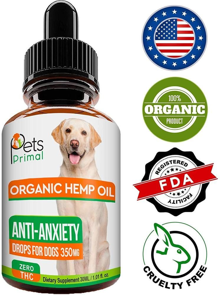 Hemp Oil for Dogs & Cats PetsPrimal Oils for dogs