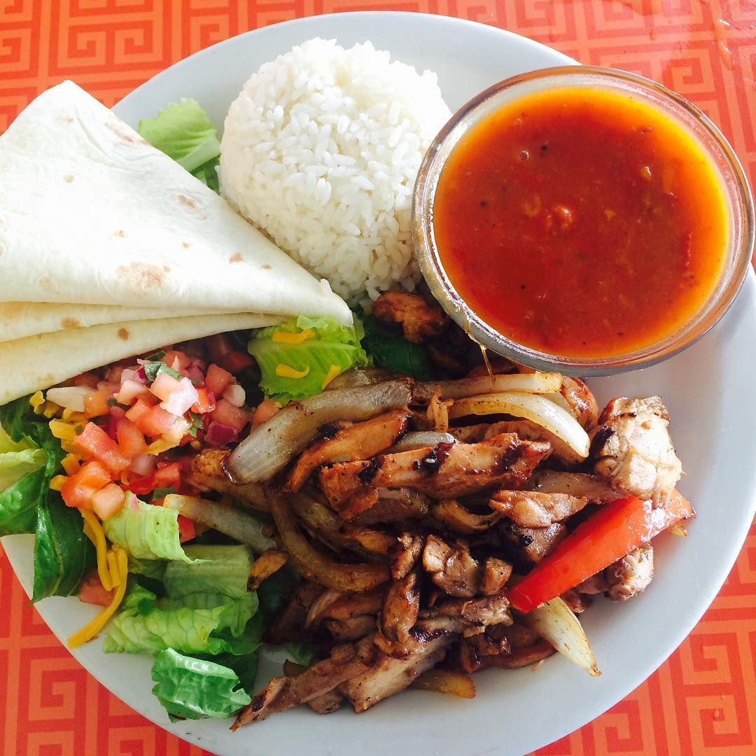 The Best Restaurants In Culebra Dinghydock Lunch Riceandbeans C