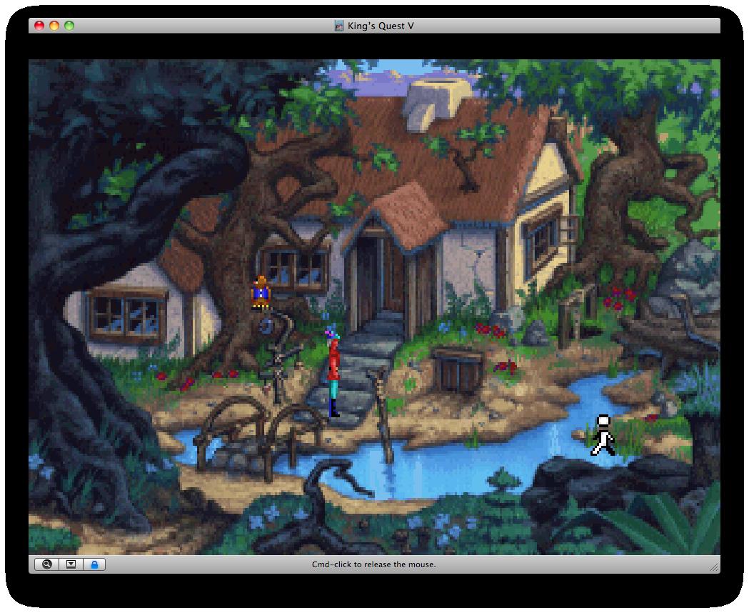 rpg/adv King's Quest 5 PC Games Pinterest RPG