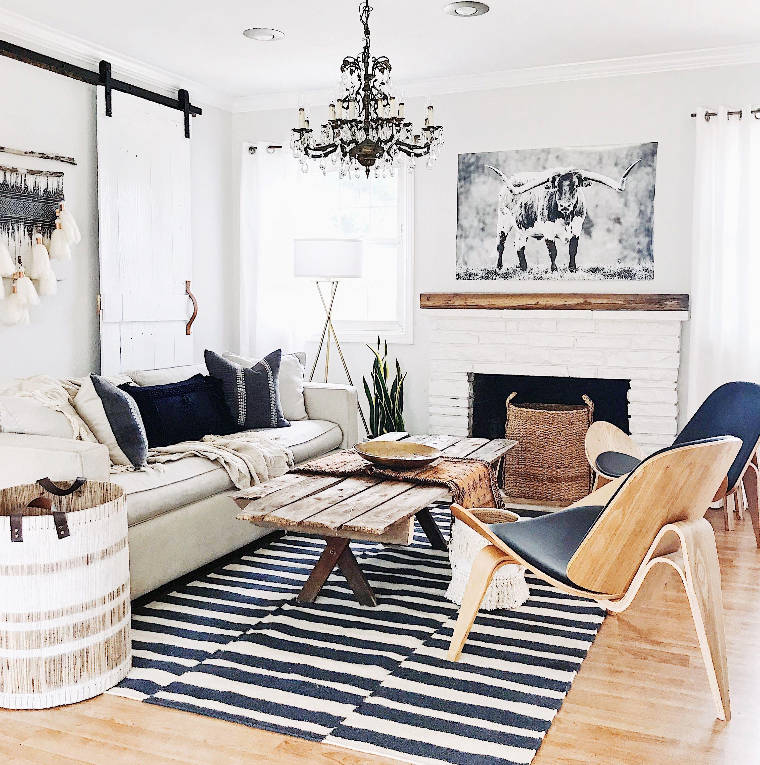 52 Stunning Mix Farmhouse Scandinavian Style For Interior De