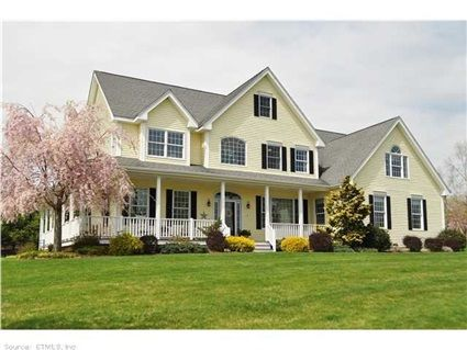 New Listing by @PamMoriarty at 9 Gasek Farms Rd, Ellington, CT $549,900!