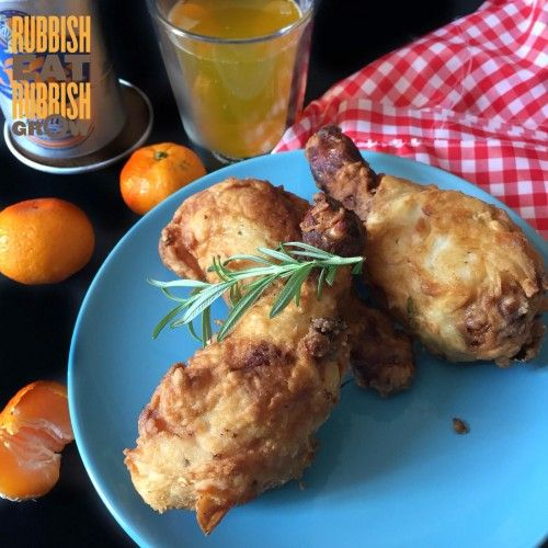 3 Michelin Starred Chef Thomas Keller S Buttermilk Fried Chicken Recipe Is The Best Fried Chicke Fried Chicken Recipes Chicken Recipes Buttermilk Fried Chicken