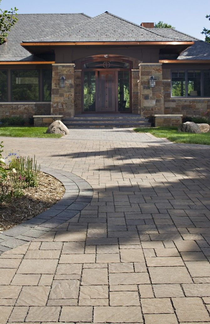 Allied Outdoor Solutions Pavers Gallery Before And After Pictures Of Paver Driveways Patios Walkwa Paving Stone Patio Outdoor Patio Pavers Diy Patio Pavers