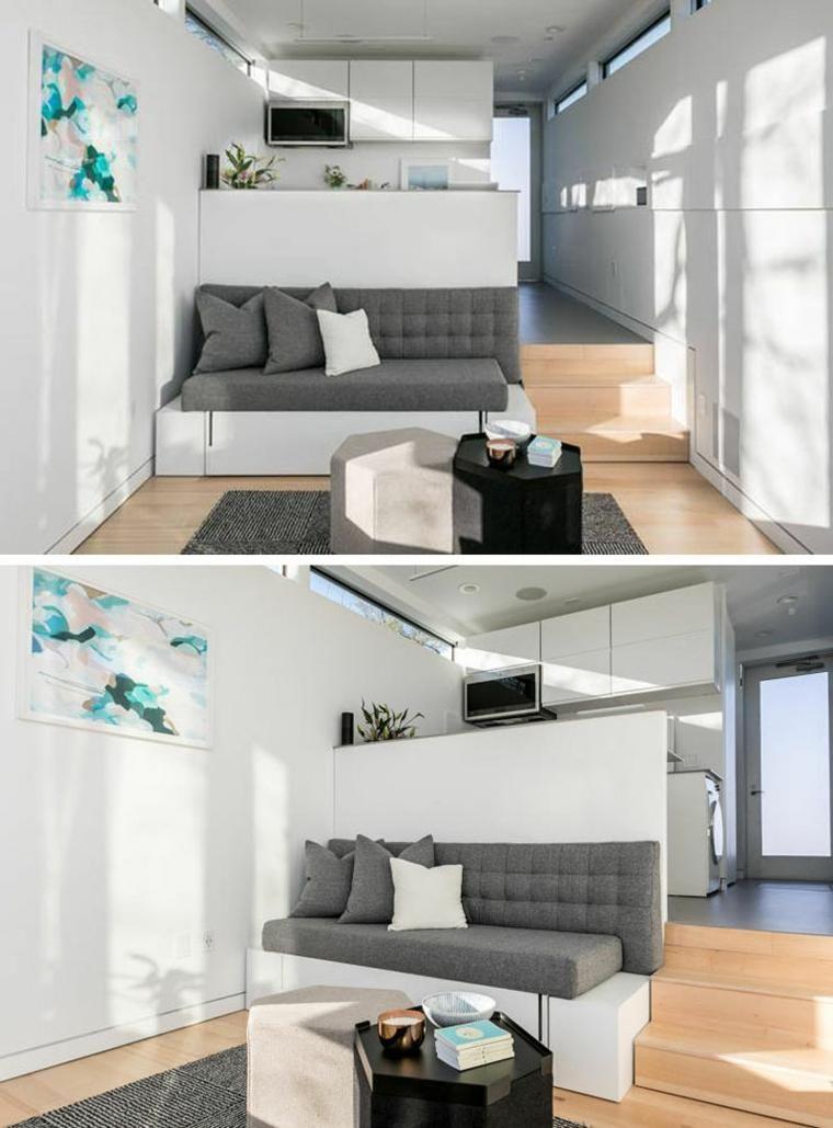 #Interior Design Haus 2018 Kleines Haus Mit Tollen Möglichkeiten   Kasita  Von Jeff Wilson #