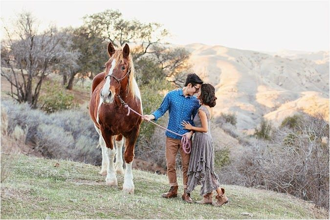 Star Ranch Engagement Session...