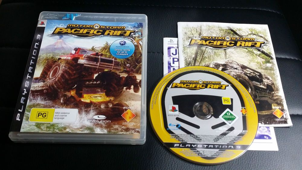 Motor Storm pacific rift Sony PlayStation 3 -  PS3  FREE Postage