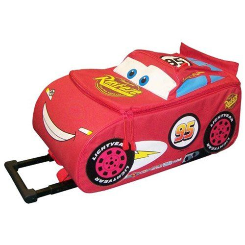 Cars Kids Luggage | Luggage And Suitcases