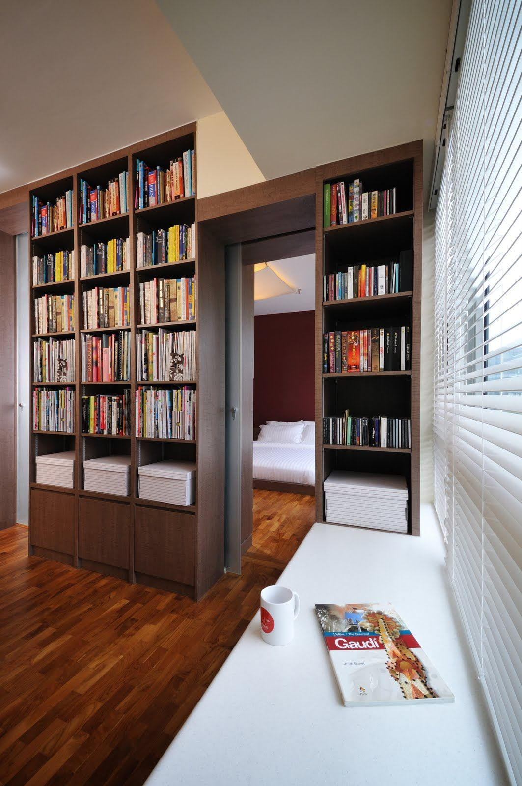 Singapore Hdb Room With Study Table: House Furniture Design, Fancy