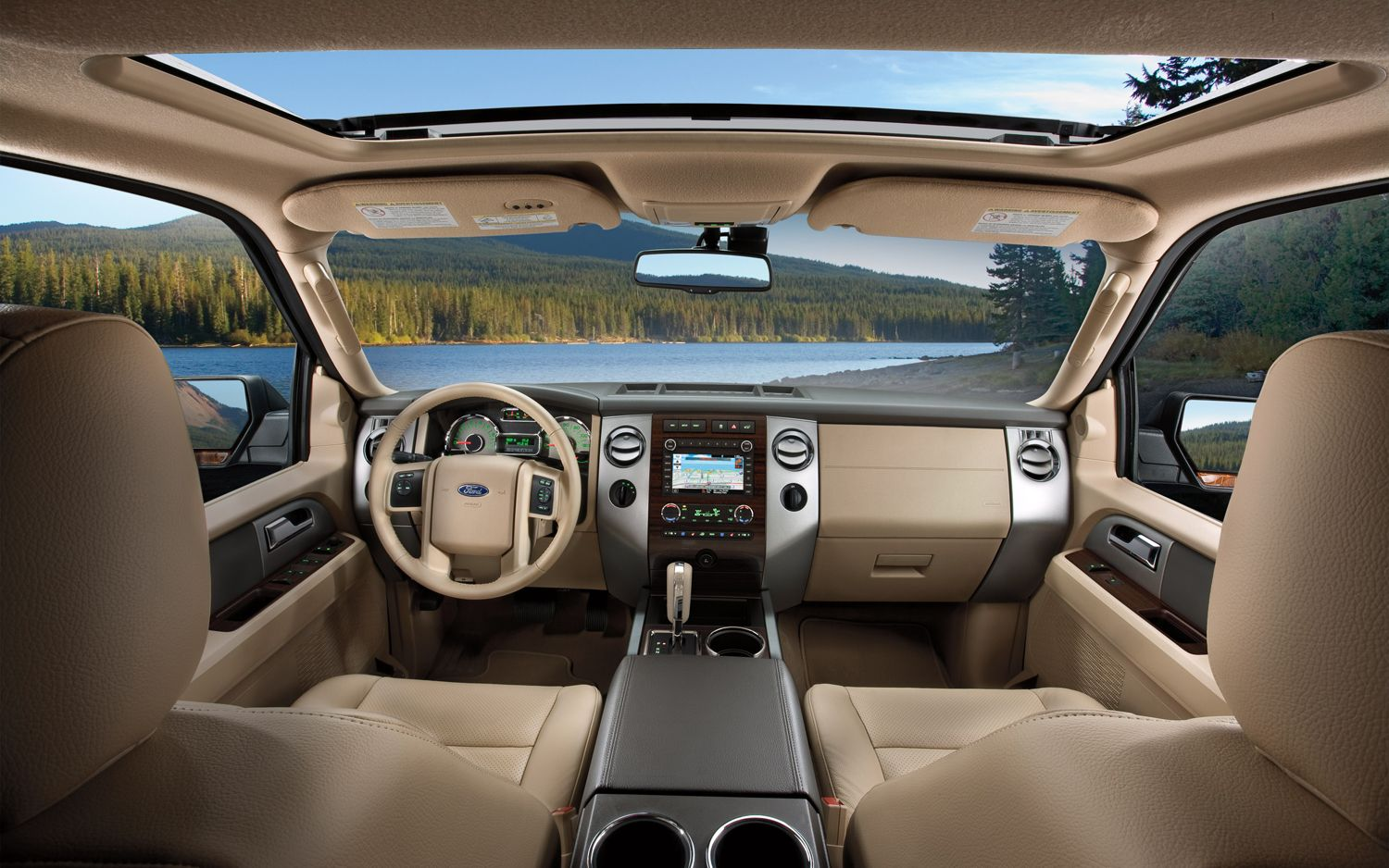 2014 Ford Expedition 2014 Ford Expedition Interior