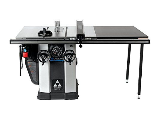 Delta 36 L336 3 Hp Unisaw With 36 Inch Biesemeyer Fence System Table Saw Portable Table Saw Table Saw For Sale Cabinet Table Saw Delta Table Saw Table Saw