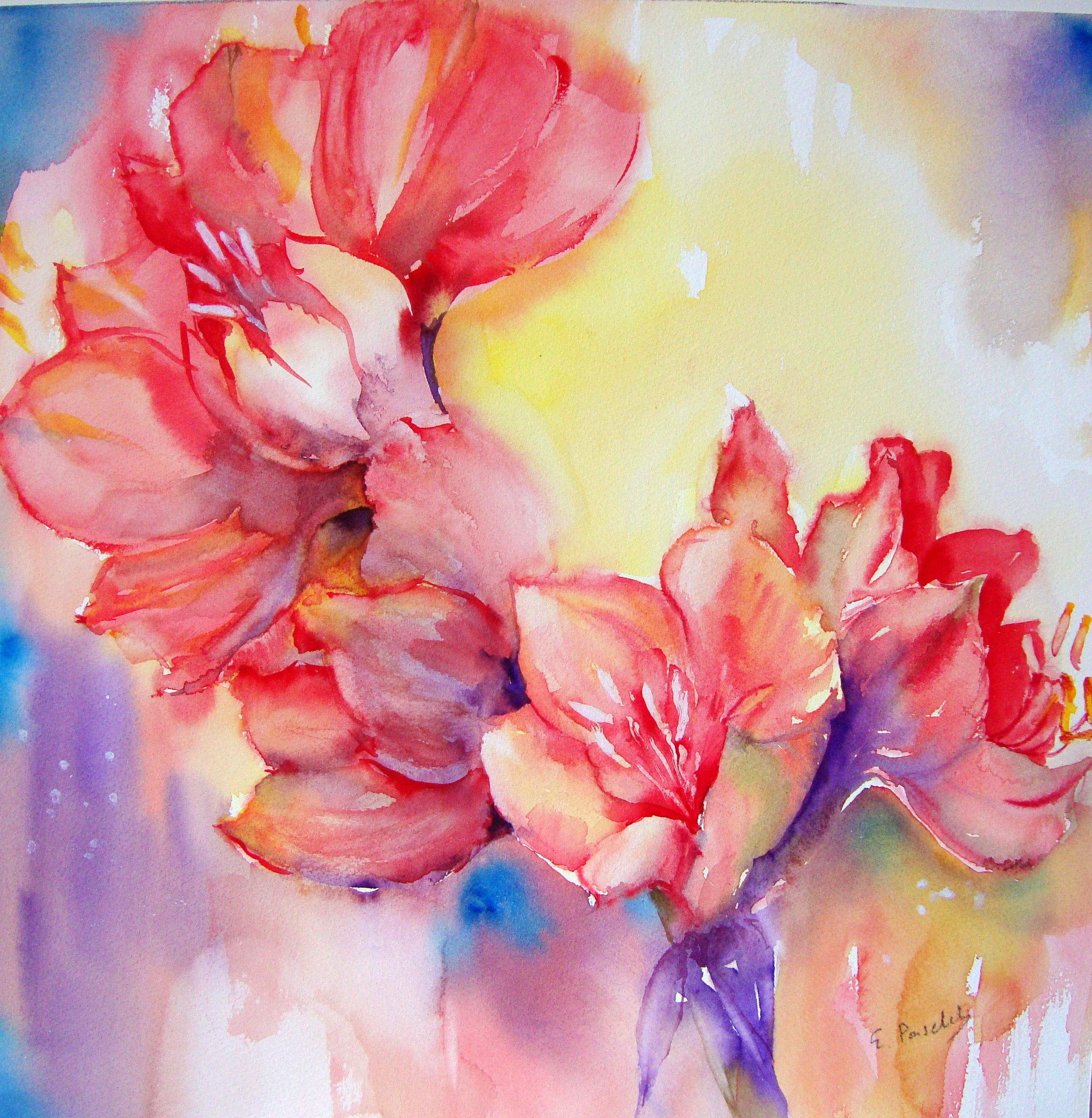 Aquarelles Aquareldrawing Watercolour Watercolor Art Painting