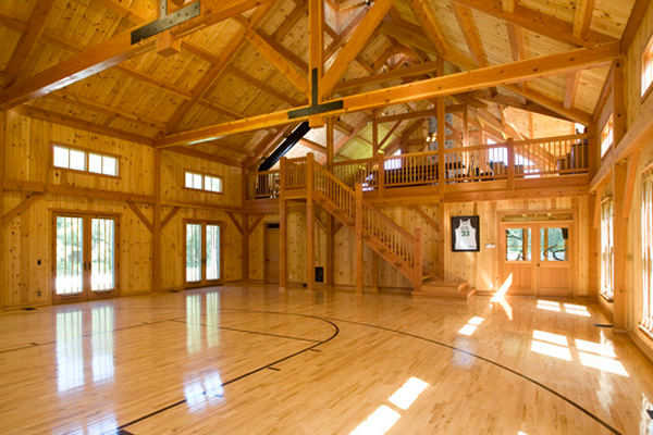 Some Of These Basketball Courts Are Incredible Especially