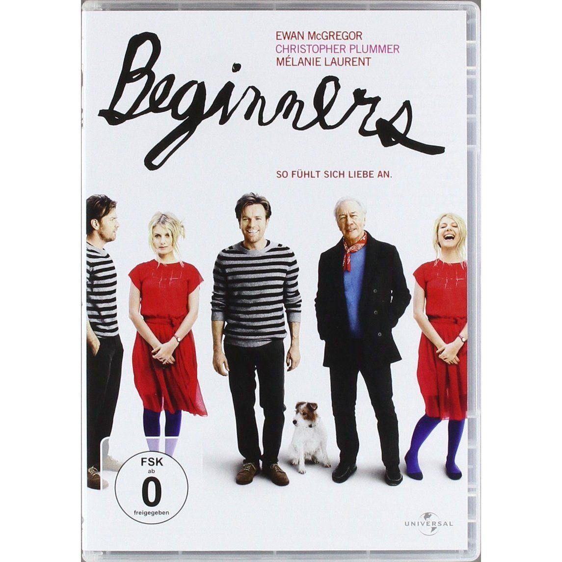 Beginners:  Ewan McGregor, Christopher Plummer, Mélanie Laurent, Roger Neill, Dave Palmer, Brian Reitzell, Mike Mills: Filme & TV