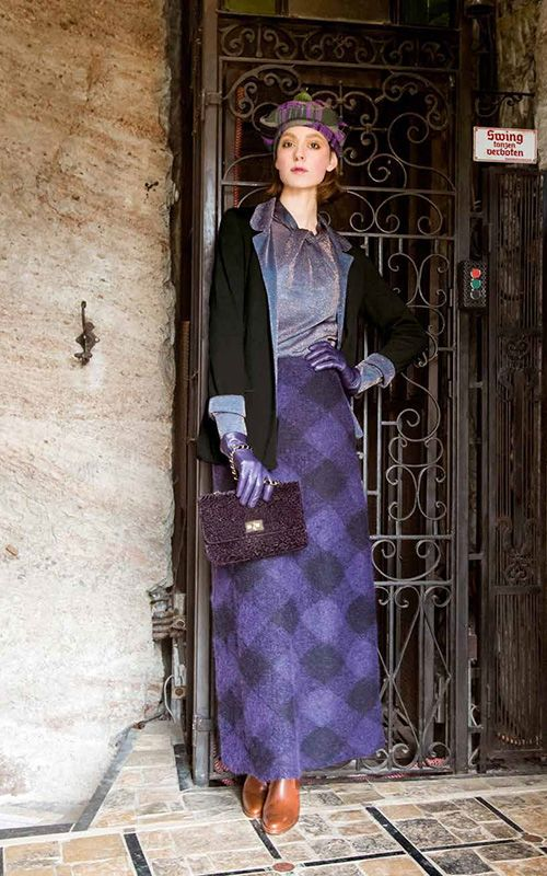 Catherine André Winter 2015 - French Fashion Design