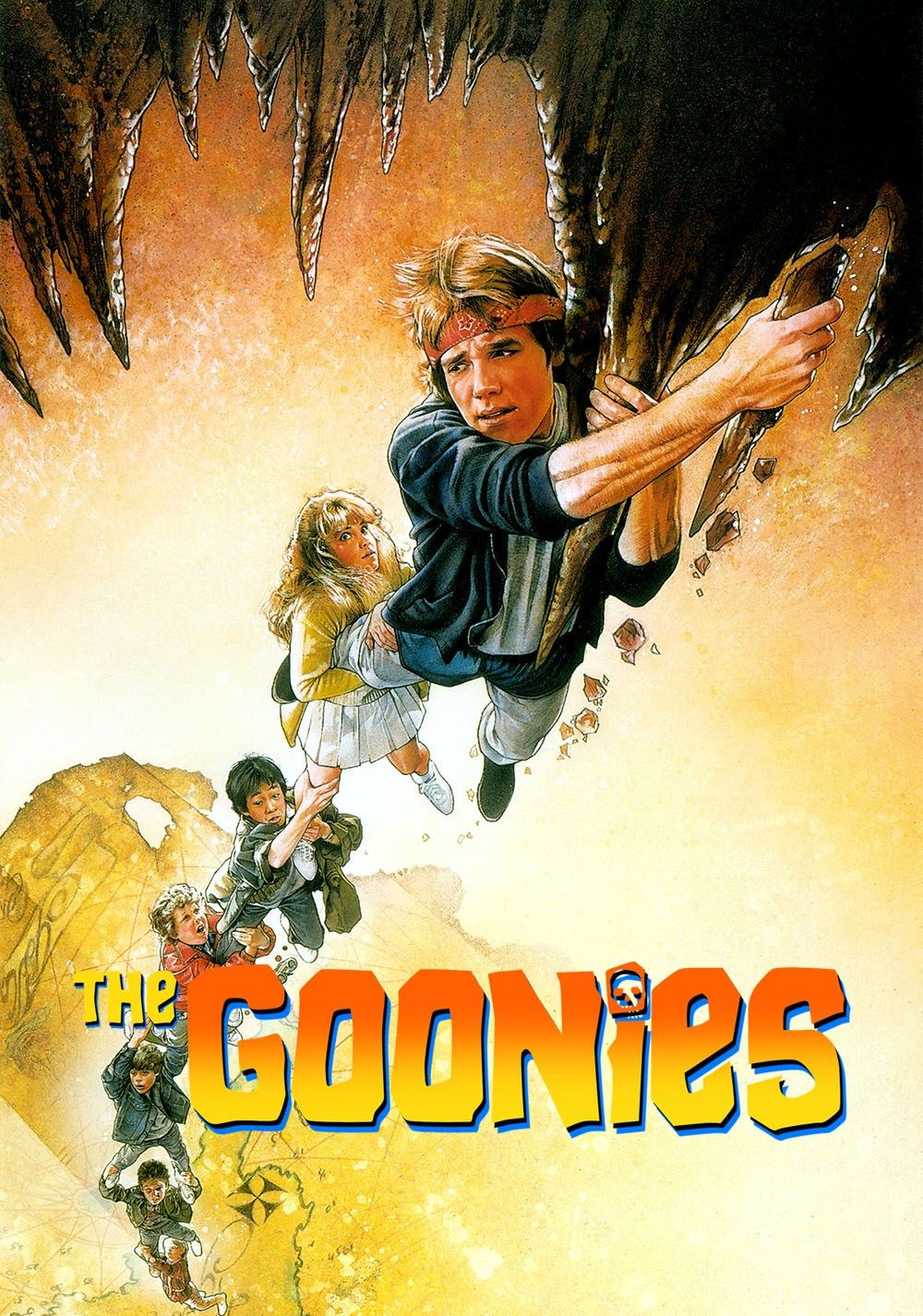 The Goonies a movie to watch after seeing Stranger Things