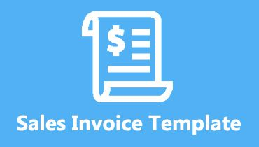 Free Sales Invoice Templates  Invoice Templates