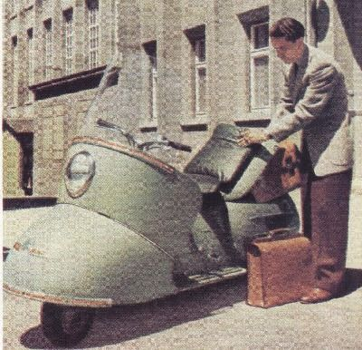 Maico-Mobil MB 151