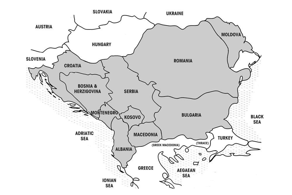 balkan-map   Traveldea - De Balkan   Eastern europe, Map ... on map of eurasia, map of albania, map of haiti, map of yugoslavia, map of spain, map of middle east, map of montenegro, map of ottoman empire, map of europe, map of caucasus, map of crete, map of ukraine, map of bulgaria, map of pyrenees, map of greece, map of arabian peninsula, map of croatia, map of iberian peninsula, map of moldova, map of baltics,