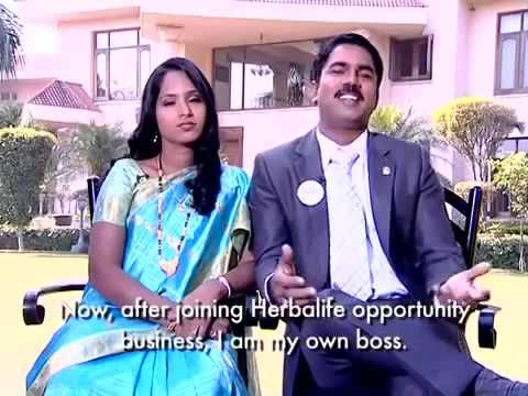 Incredible Herbalife India President s team's Stories mp4 ...