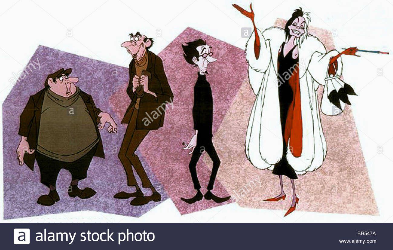 Horace Jasper Badun Lar S Cruella De Vil 101 Dalmatians Ii