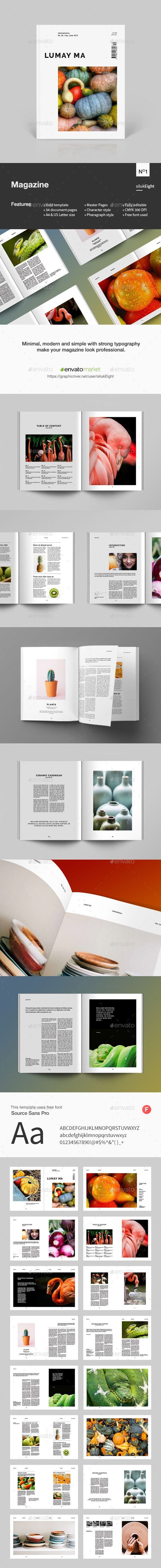 Lumay Ma Magazine