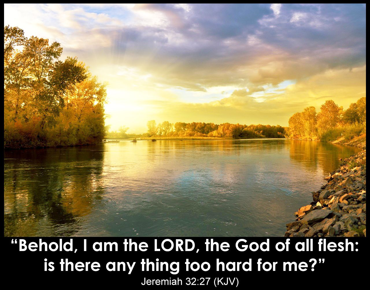 "Jeremiah 32:27 (KJV) ""Behold, I am the LORD, the God of all flesh: is there  any thing too hard for me?"" #Dailybiblever… 