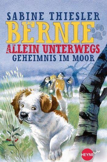Büchereckerl: Bernie allein unterwegs – Geheimnis im Moor