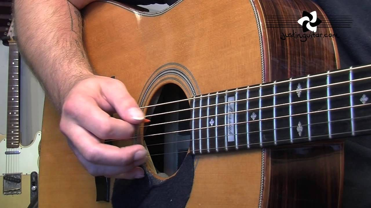 Youtube Acoustic Guitar Lessons Learn Guitar Guitar