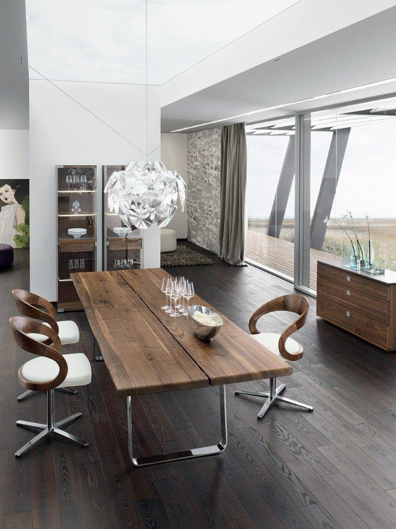 team 7 massivholz dansk design massivholzm bel wohnen pinterest wohnen und h uschen. Black Bedroom Furniture Sets. Home Design Ideas
