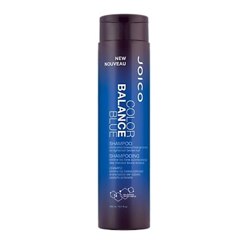 Joico Color Balance Blue Shampoo This Is Not Sulfate Free But Has A Strong Pigment Which Will Turn Your Hair Help To Cancel Out