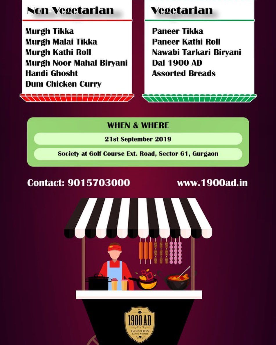 Come One Come All..... Your favourite Droolicious by Drool Fresh is popping up at the EDESIA Food Festival, Tomorrow, 21st September 2019 at Golf Course Extension Road, Sector 61, Gurgaon from 5pm to 10 PM.....Asian Food Magic at its best!
