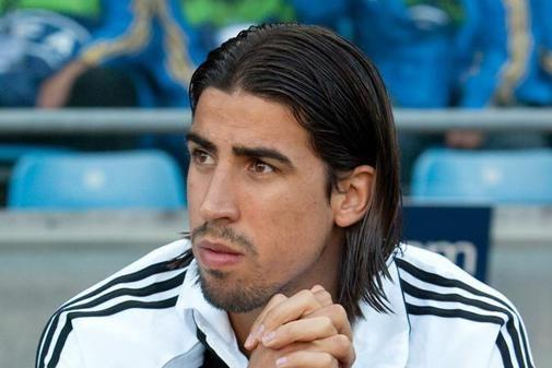 Laut Kicker Khedira Verlasst Real Madrid Zum Saisonende Real Madrid Madrid Sami Khedira