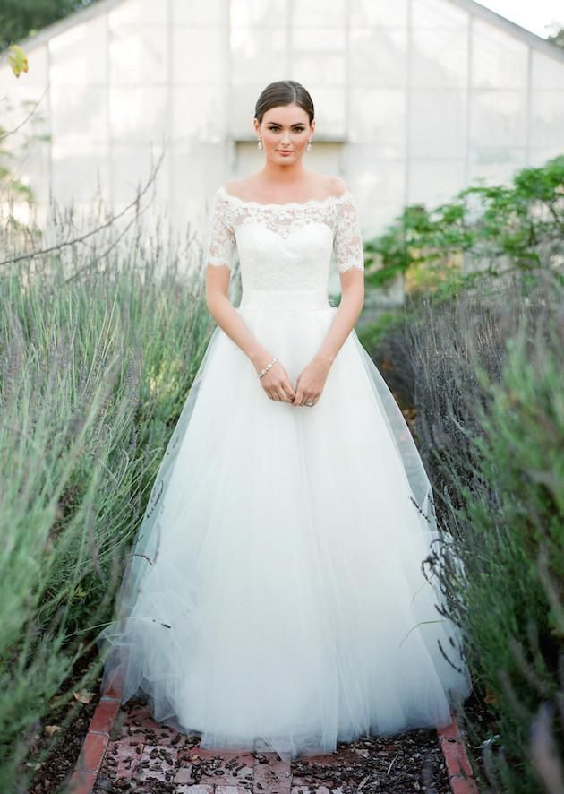 Jennifer Wedding Gown by Aria Wedding dress worn by Jane in Jane the ...
