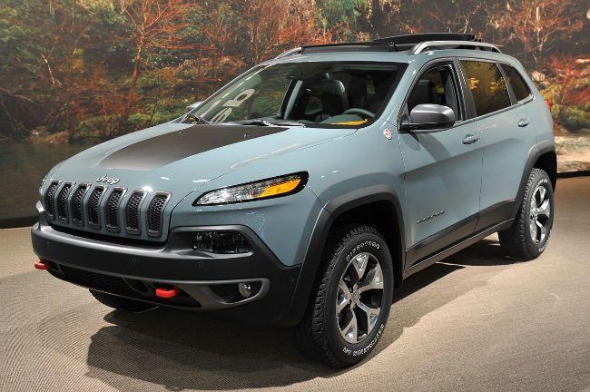 2016 Jeep Cherokee Jeep Cherokee 2016 Jeep Cherokee Trailhawk Jeep