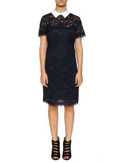 MICHAEL MICHAEL KORS Michael Michael Kors Lace Dress. #michaelmichaelkors #cloth #dresses