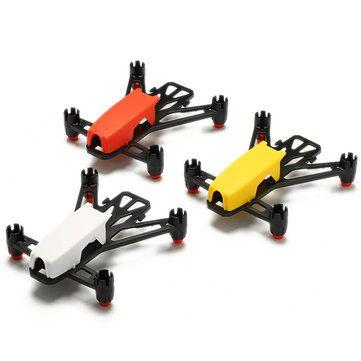 Kingkong Q100 100mm Diy Micro Mini Fpv Brushed Indoor Rc Quadcopter Frame Kit Support 8520 Coreless Motor For Mini Dr Quadcopter Frame Quadcopter Rc Quadcopter