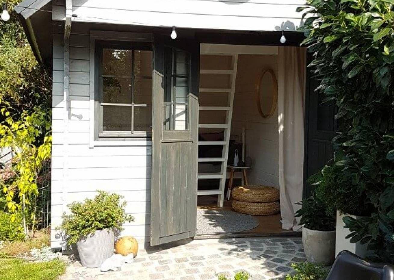 Gartenund Freizeithaus Bunkie40 122800.2 Doppeltüren