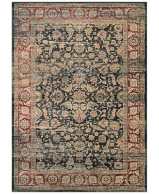 Couristan Closeout Haraz Har1143 Black Red 7 10 X 11 2 Area Rug Reviews Rugs Macy S Red Area Rug Area Rugs Couristan