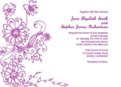 Doc13001130 Free Invitation Backgrounds wedding invite – Free Invitation Backgrounds